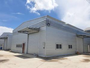 For RentWarehouseSamrong, Samut Prakan : Warehouse for rent, Praeksa, Bang Phli, Khlong Khut, urgent contact 099-896-9474