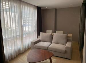 For RentCondoSiam Paragon ,Chulalongkorn,Samyan : +++ Urgent rental +++ Klass Silom ** 1 bedroom, 34 sq m, 5th floor, fully furnished, ready to move in