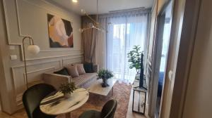 For RentCondoSukhumvit, Asoke, Thonglor : Oka 2 bedrooms, 1 bath, new room, never lived.