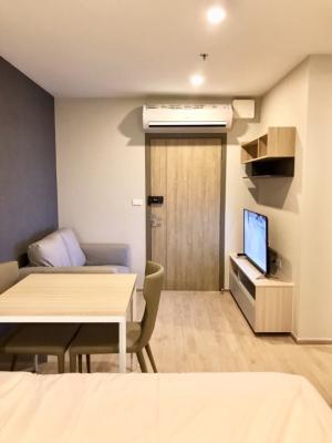 For RentCondoBangna, Lasalle, Bearing : For rent new room condo Ideo o2 bangna
