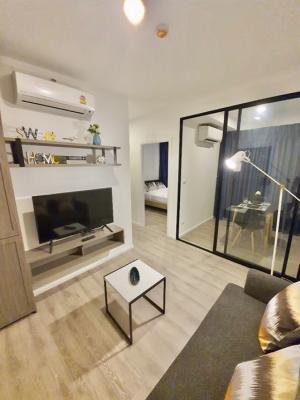 เช่าคอนโดสำโรง สมุทรปราการ : For rent new room with beautiful decoration Condo Kensington Sukhumvit-teparak **Price can Negotiate**