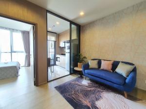 For RentCondoBang Sue, Wong Sawang : Condo for rent: THE LINE Wongsawang, beautiful decoration, fully furnished, ready to be next to MRT Wong Sawang