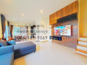 For SaleTownhousePattanakan, Srinakarin : Urgent sale, new 3-storey townhouse, beautiful decoration, ready to move in, Pattanakarn-On Nut, good price, convenient transportation, near BTS On Nut TC16-32.