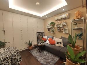 For SaleCondoSukhumvit, Asoke, Thonglor : For sale, LE NICE condo, Lenis Condo, Sukhumvit 63, BTS Ekkamai, 67 sq m, 2nd floor, sample room