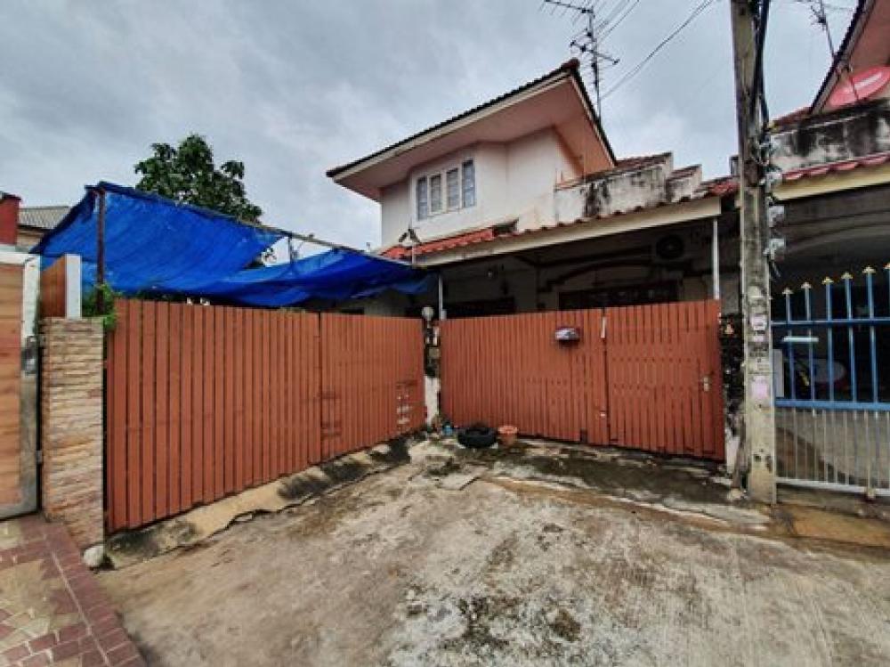 For SaleHouseVipawadee, Don Mueang, Lak Si : House for sale, San Tisuk Village, Soi 16, behind the corner of Soi Songprapa 24