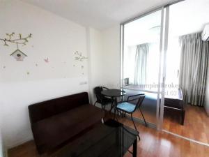 เช่าคอนโดลาดกระบัง สุวรรณภูมิ : ลุมพินี วิลล์ อ่อนนุช-ลาดกระบัง2 จำนวนห้องนอน1 ห้องนอน พื้นที่ทั้งหมด22.54 ชั้น4  ราคาเช่า (บาท/เดือน) 6,500฿
