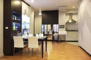 เช่าคอนโดสุขุมวิท อโศก ทองหล่อ : AP CitiSmart for rent 120 sqm 3beds 3baths 65,000 per month
