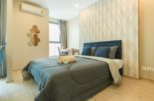 For RentCondoSiam Paragon ,Chulalongkorn,Samyan : 🎁 Beautiful room, good value for money There is a good promotion first.