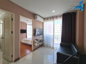 For RentCondoLadkrabang, Suwannaphum Airport : Urgent rent, Airlink Residence Condo, price 12,000, new building, near the center