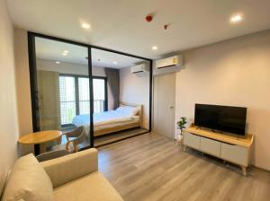 For RentCondoRattanathibet, Sanambinna : Condo for rent politan rive along the Chao Phraya River. Floor 33, size 31 sq.m., new room, fully furnished.