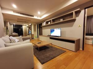 For RentCondoSukhumvit, Asoke, Thonglor : Best Deal Room for Rent The Alcove Thonglor 10  Near Ekamai BTS 2 bedrooms 2 bathrooms 73 sqm  fully furnished Floor 12