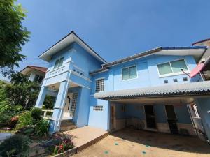 For SaleHouseLadkrabang, Suwannaphum Airport : House for sale Lalin Green Ville Soi Ladkrabang 14/1