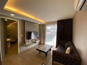 For RentCondoSukhumvit, Asoke, Thonglor : FOR RENT CONDO Dazzle Sukhumvit 7 Full furnished 37 Sq.m. 4FL near BTS Nana