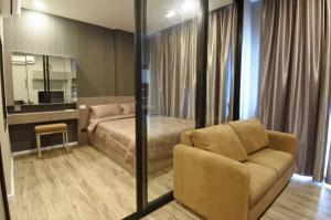 For RentCondoPattaya, Bangsaen, Chonburi : For rent 1 bedroom 1 bathroom with Jacuzzi. Swimming pool view, 7th floor