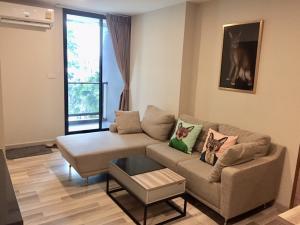 For RentCondoRatchadapisek, Huaikwang, Suttisan : 1 bedroom at the Cube premium condominium Ratchada 32 for rent.