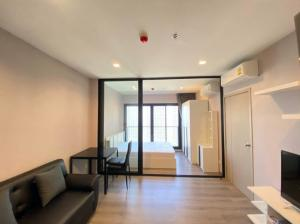 For RentCondoRattanathibet, Sanambinna : For rent, politan rive, 40th floor, size 31 sq m, river view, fully furnished, ready to move in (new room)