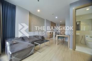 For RentCondoRatchadapisek, Huaikwang, Suttisan : For rent RHYTHM HUAIKWANG 51sq.m (CORNER ROOM) ***Ready to move in, fully furnished.