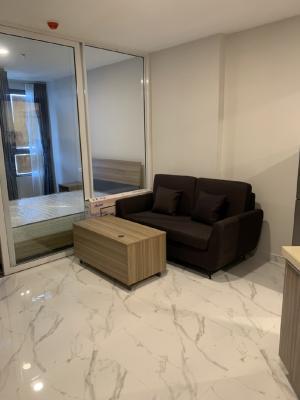 For RentCondoRatchadapisek, Huaikwang, Suttisan : For rent, Artisan Ratchada, new room, very cheap, only 10000 baht.
