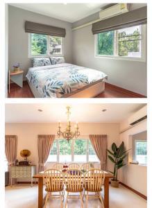เช่าบ้านนานา : บ้าน 3 ชั้น 4 ห้องนอน ให้เช่า