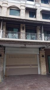 For RentShophouseSathorn, Narathiwat : HR590 Commercial building for rent, 5 floors, area 23 sq m, Soi Charoen Krung 93, opposite Asiatique.