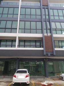 เช่าตึกแถว อาคารพาณิชย์สยาม จุฬา สามย่าน : BS581ให้เช่าอาคาร 5 ชั้น เนื้อที่ 20.5 ตรว.โครงการสามย่าน บิสซิเนส ทาวน์ พระราม 4 ใกล้MRT สามย่าน