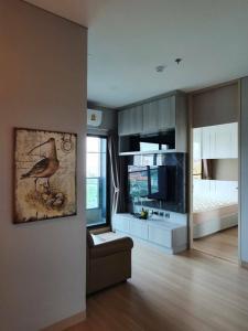 For RentCondoRama9, RCA, Petchaburi : SN303 Condo for rent, Lumpini Suite Phetchaburi-Makkasan, 2 bedrooms, the best price, cheap and good, not often. Nice room, cute, lovely