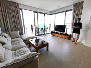 For SaleCondoPattaya, Bangsaen, Chonburi : Northpoint Pattaya 3bed 2bath 130sqm. 23,000,000 Tower A best view Call / Line: Am 0656199198 Whatsapp / Wechat: 0849429988