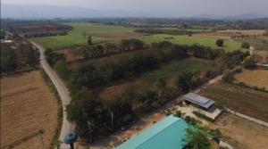 For SaleLandKorat KhaoYai Pak Chong : Land for sale in Khao Yai Near the youth training camp, near the school