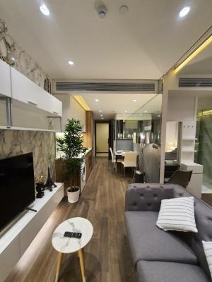 For RentCondoSukhumvit, Asoke, Thonglor : Muniq Sukhumvit 23 (Asok)🔥1Bedroom with Beautiful Brandnew room for Rent