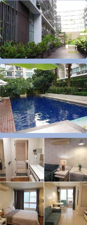 For RentCondoSukhumvit, Asoke, Thonglor : For rent The Clover ทองหล่อ BTS ทองหล่อ 1 bed Fully furnished.