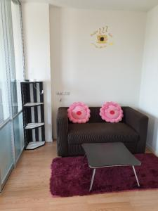 For SaleCondoLadkrabang, Suwannaphum Airport : Cheap sale, cheap Condo Lumpini On Nut - Lat Krabang 1 Building A, Floor 8 @@@ Beautiful room, beautiful view, private, cheap, who is a soulmate Please call to reserve immediately @@@