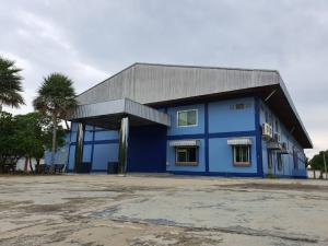 For SaleFactorySamrong, Samut Prakan : Sell factory / warehouse buildings ready at 2-2-50 rai of 1,435 square meters, power transformers, 100 KVA, Mueang Chon Buri Near Amata Nakorn Industrial Estate, selling price 35 million baht