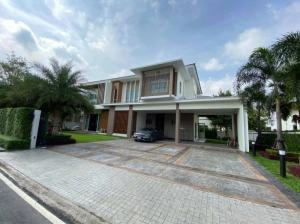 For RentHouseRama9, RCA, Petchaburi : House for rent, Perfect Masterpiece Rama 9-Krungthep Kreetha. AOL-F68-2012003126