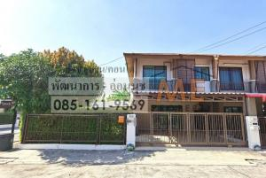 For SaleTownhousePattanakan, Srinakarin : Urgent sale, corner townhouse, big back, Pattanakarn 38 (On Nut 39), best price, ready to move in, near BTS On Nut TB25-42.