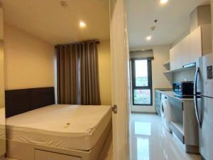 For RentCondoRatchadapisek, Huaikwang, Suttisan : For rent, Centric Ratchada - HuaiKhwang, convenient transportation, near MRT Huai Khwang 150 M.