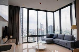 For RentCondoSilom, Saladaeng, Bangrak : For rent Ashton Silom 2 bedrooms 60,000 baht / month. Contact Ball: 086-888-9328