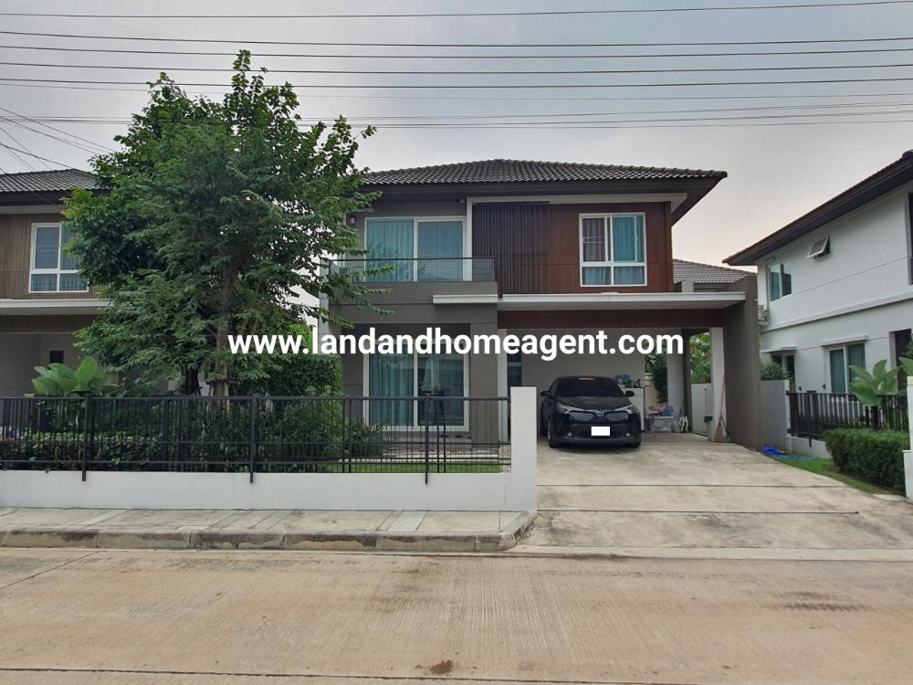 For SaleHouseRathburana, Suksawat : House for sale, Pruklada, Pracha Uthit 90, ready to move in.