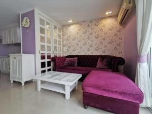 เช่าคอนโดท่าพระ ตลาดพลู : ให้เช่าMetro Park Sathorn แบบ2ห้องนอน