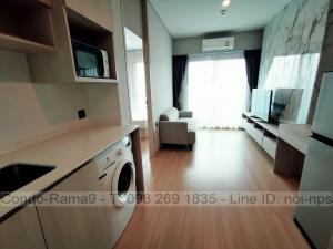 For RentCondoRatchathewi,Phayathai : RENT !! Condo Lumpini Suite Dindaeng –Ratchaprarop, BTS Victory Monument, 1 Bed, Floor 17, 29 sq.m., Rent 13,000 .-