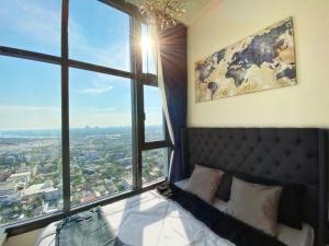 เช่าคอนโดอ่อนนุช อุดมสุข : For Rent The Line สุขุมวิท 101 ห้องสวย วิวแม่น้ำบางกระเจ้า @JST Property.