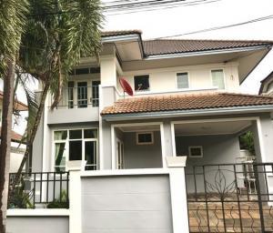 For RentHouseLadprao101, The Mall Bang Kapi : RHT398ให้เช่าบ้านเดี่ยว 2 ชั้น  หมู่บ้านฟ้ากรีนพาร์ค ลาดพร้าว 101 ใกล้เดอะมอลล์บางกะปิ
