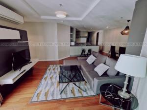 For RentCondoRama9, RCA, Petchaburi : RENT !! Condo Belle Grand, MRT Rama 9, 2 Beds/2 Baths, Tower B1, Floor 22, 97 sq.m., Rent 38,000.-