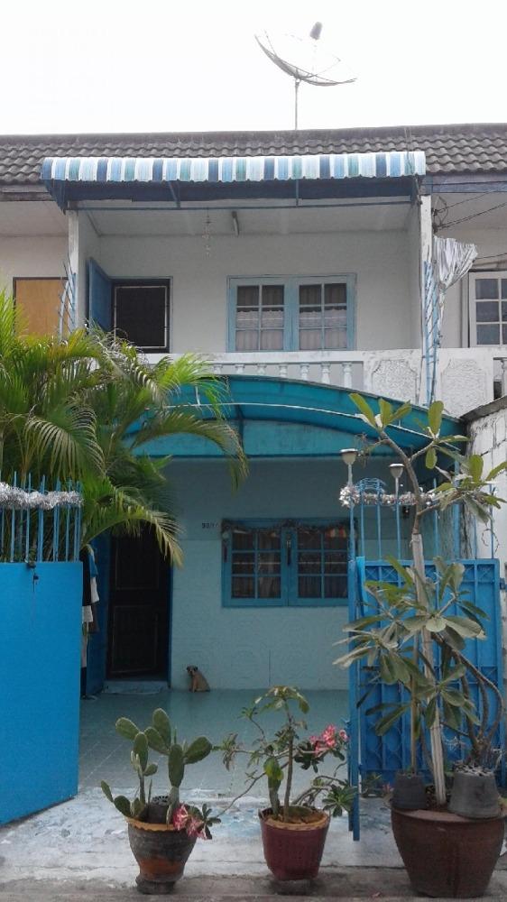 เช่าทาวน์เฮ้าส์/ทาวน์โฮมบางนา แบริ่ง : ให้เช่าบ้าน ทาวน์โฮม หมู่บ้านบางนาวิลล่า พื้นที่ :  17 ตร.ว.  2 ชั้น 2 ห้องนอน 2 ห้องน้ำ