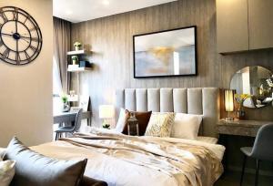 เช่าคอนโดสุขุมวิท อโศก ทองหล่อ : For Rent Ashton Asoke  Fully Furnished  วิวสวยมาก @JST Property.