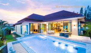 For SaleHouseHua Hin, Prachuap Khiri Khan, Pran Buri : Bali Home for sale
