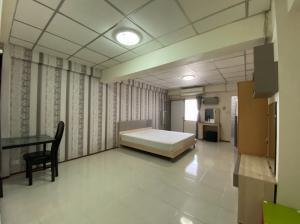 เช่าคอนโดรามคำแหง หัวหมาก : เอแบค คอนโด ทาวน์ ABAC Condo Town ชั้น11 , 32 ตรม. 4,800 ต่อเดือน ใกล้ MRT รัชมังคลา