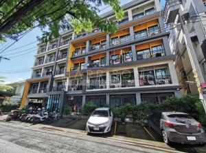 For SaleBusinesses for saleRatchadapisek, Huaikwang, Suttisan : Sale apartments Ratchada 36 behind Chandrakasem Rajabhat