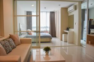 For SaleCondoPattanakan, Srinakarin : ๊Sale 2.1 Mb Elements Srinakarin 1 Bedroom Garden View Near BTS Srinakarin