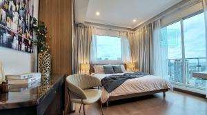 For RentCondoRatchathewi,Phayathai : For rent, Supalai Elite Phayathai, 29th floor, size 94 sq m, price 53,000 baht / month.
