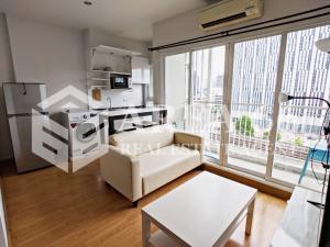 For RentCondoRama9, RCA, Petchaburi : For rent The Parkland Grand Asoke - Phetchaburi Nearby MRT Phetchaburi